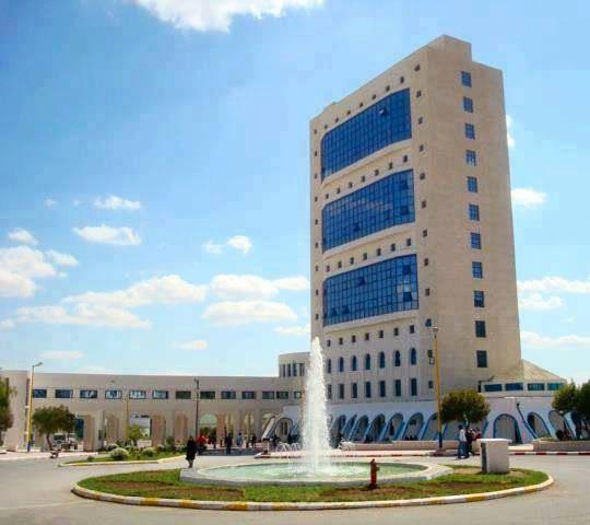 جامعة أم البواقي