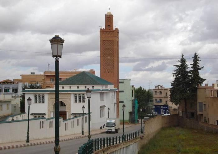 مسجد مدينة تلمسان