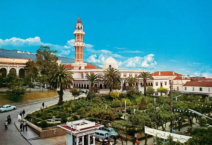 مسجد مدينة تيزي وزو