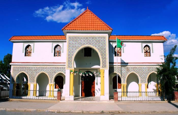 المركز الثقافي بمدينة المسيلة