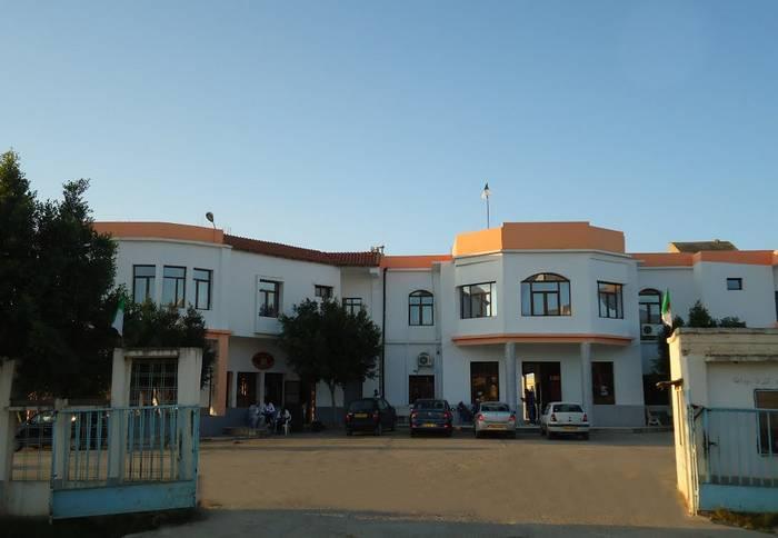 محطة المسافرين بمدينة الطارف