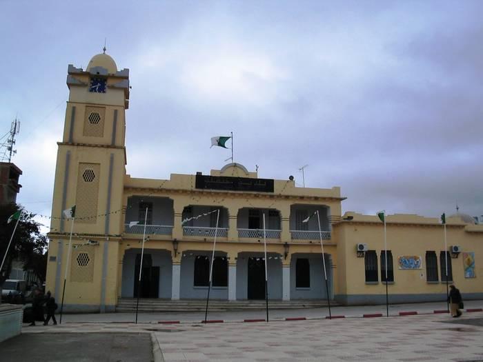 دار بلدية خنشلة