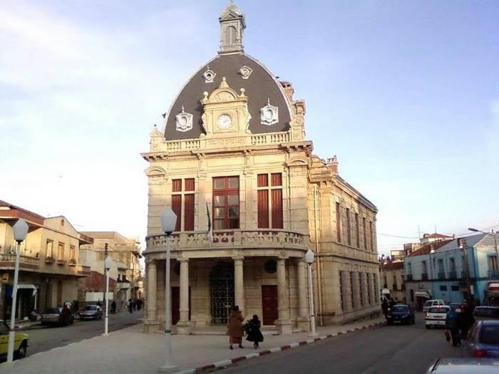 دار بلدية سوق أهراس